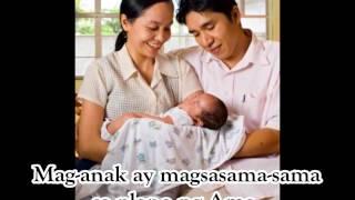 Mag-anak ay Magsasamang Walang Hanggan (Families Can Be Together Forever)