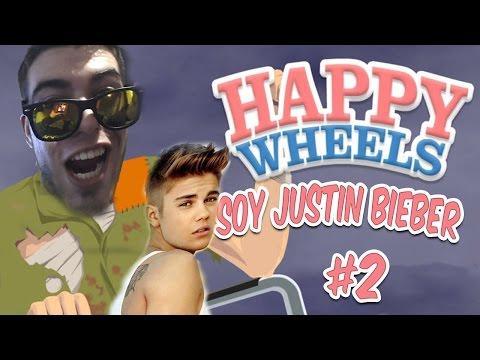 Happy Wheels - Soy Justin Bieber video