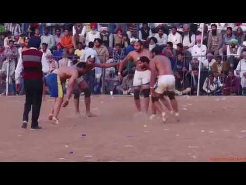 KHATTRA (Khanna) KABADDI CUP - 2015, 27th Feb || Full HD || Part 3rd.