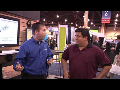 Interop Las Vegas 2010 - NComputing gets more out of your IT Investment
