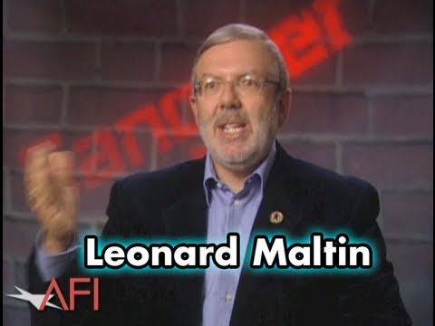 Leonard Maltin On Edward G. Robinson In LITTLE CAESAR