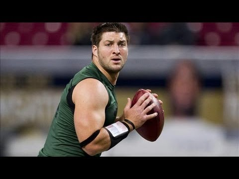 New York Jets Release Tim Tebow
