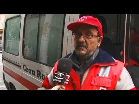 Alt Urgell, 2 12 13 - MÉS DE 15 TONES D'ALIMENTS RECOLLIDES PEL GRAN RECAPTE