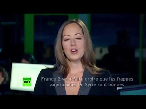 Les mensonges de France 2 par Russia Today