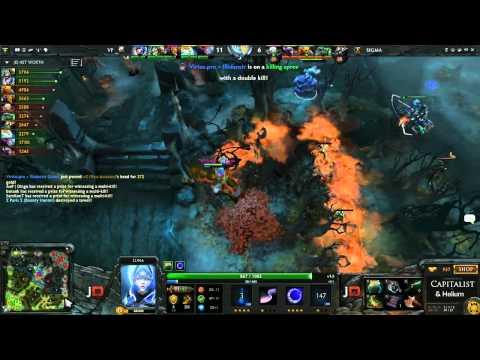 Sigma vs Virtus.Pro Game 2 - joinDOTA League - Capitalist & Heliumbrella