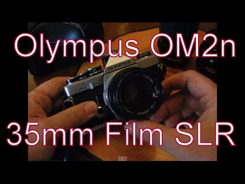 The Leica of SLR's? Olympus OM2n 35mm Film Camera Review