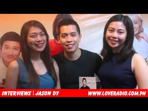 Jason Dy Exclusive Interview @ Love Radio Manila