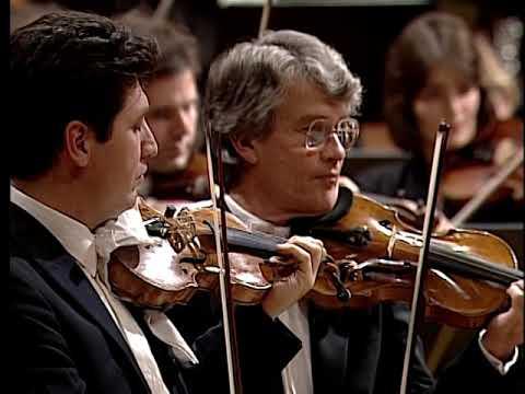 """Dvořák Symphony No 9 """"New World"""" Celibidache, Münchner Philharmoniker, 1991"""