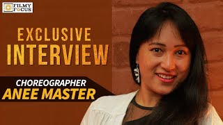 Choreographer Anee Master Exclusive Full Interview | #Anee Master | #FocusOnMovies