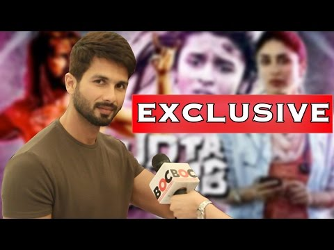 Exclusive Interview | Shahid Kapoor At His Candid Best In This Hilarious Interview | Udta Punjab
