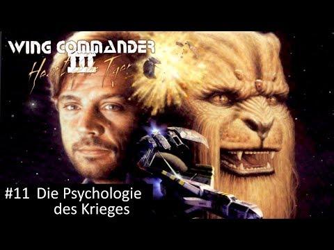 Die Psychologie des Krieges - Wing Commander 3: Heart of the Tiger #11 | Let's Play