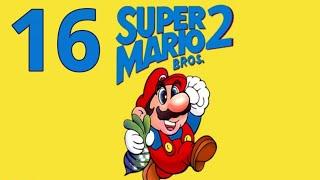 SUPER MARIO BROS 2 - WORLD #4 BOSS FRYGUY