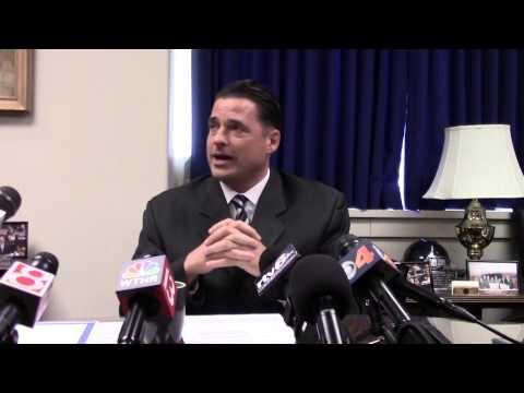 House Democratic Leader Scott Pelath - Press Conference - 1-5-14