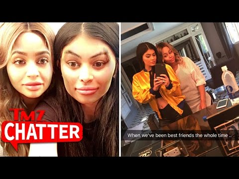 Kylie Jenner & Blac Chyna Have Been Best Friends The Whole Time!