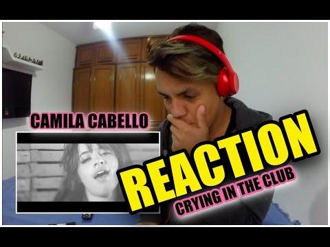 Camila Cabello - Crying in the Club | REAÇÃO (Official Audio)