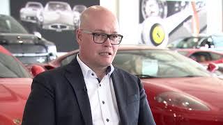 Tällaista on Ferrari-kauppiaan arki | Luxury Collection Automobiles | KAASUJALKA