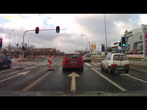 Prestigio RoadRunner 511 test 2 w dzień