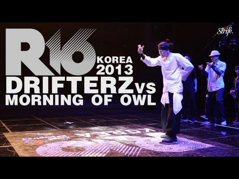 Drifterz vs Morning of Owl | R16 Korea Elimination Finals | Strife.tv