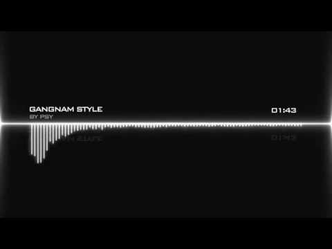 (Instrumental) GANGNAM STYLE (강남스타일) (Remix) - PSY (NO Words/Lyrics)