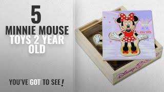 Top 10 Minnie Mouse Toys 2 Year Old [2018]: Melissa & Doug Disney Minnie Mouse Mix and Match
