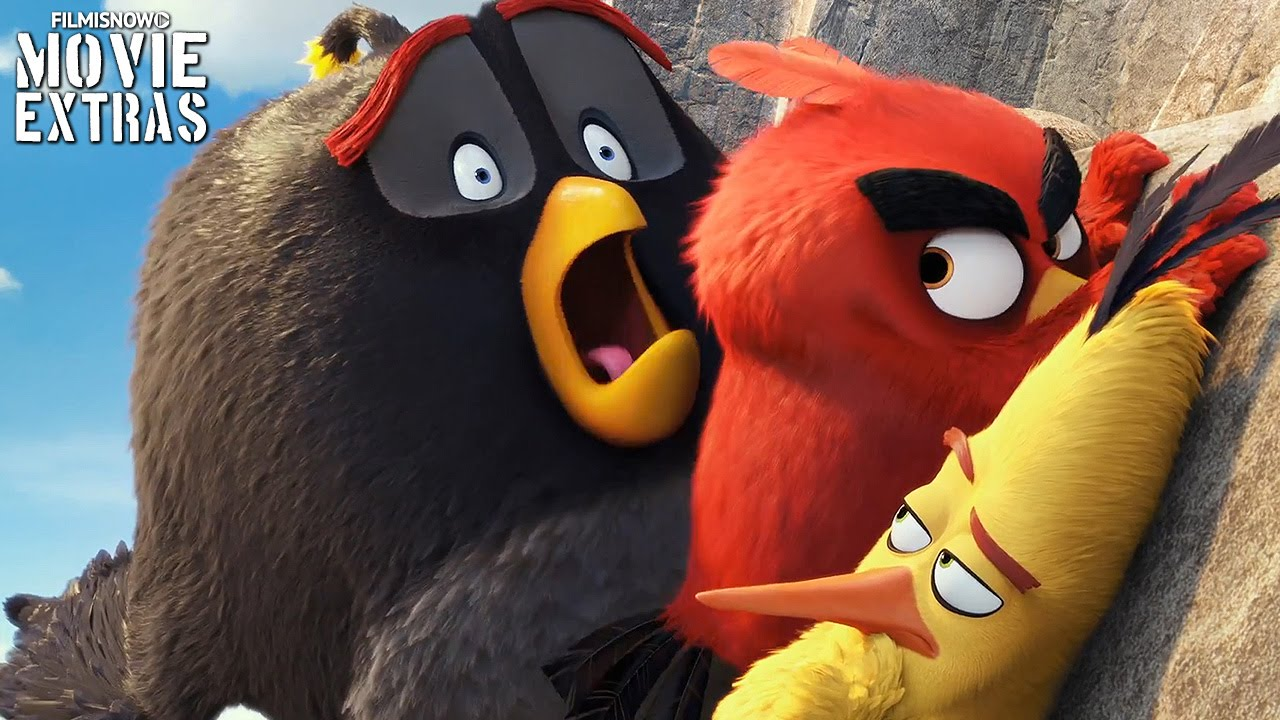 The Angry Birds Movie Clip Compilation (2016)