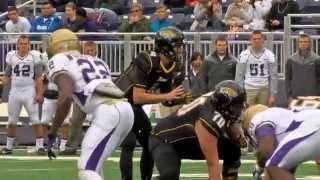Towson Football rolled by James Madison, 62-7
