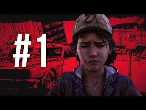 Тут вообще всё поменялось? - The Walking Dead: The Final Season - Прохождение - 1 эпизод - #1