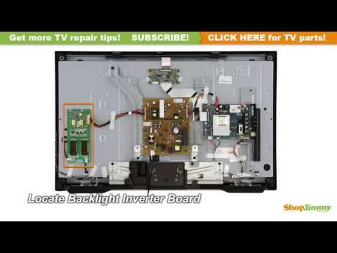 LG 6632L-0627A Backlight Inverter Boards Replacement Guide for LCD TV Repair