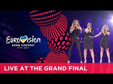 OG3NE - Lights and Shadows (The Netherlands) LIVE at the 2017 Eurovision Song Contest