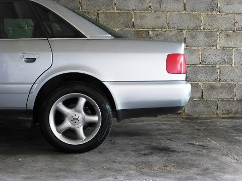 Audi V6 Quattro exhaust sound