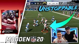 Madden 20 - YOU GOTTA SEE THESE PACKS!! 🔥 VS TDBARRETT