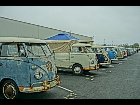 OCTO Long Beach 2017 VW Kombi & Swap Meet