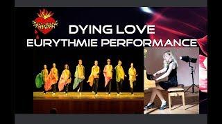 EURYTHMIE Performance. Dying Love-Opera Terry&Aurelia. Composer Elena Anisimova EURYTHMIE AUFFÜHRUNG