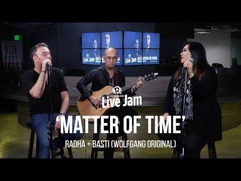 'Matter of Time' – Radha + Basti (Wolfgang original)