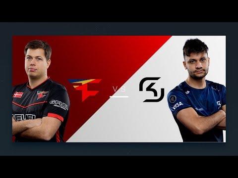 CS:GO - FaZe vs. SK [Train] Map 4 - GRAND FINAL - ESL Pro League Season 6 Finals