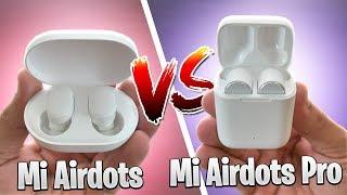 Xiaomi Mi Airdots X Mi Airdots Pro - Qual o melhor? 🎧 | Comparativo Geek Antenado