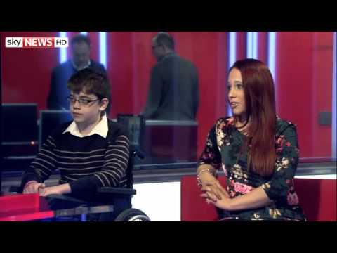 Wheelchair user Joe France Blocked From Seeing Theory Of Everything