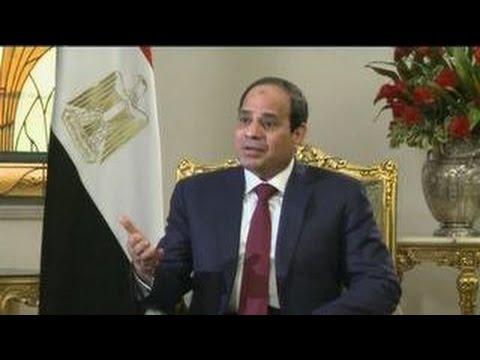 Формула власти: президент Египта Абдель Фаттах ас-Сиси