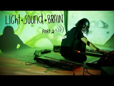 "Evan Smith's ""Light.Sound.Brain"" Part 2: Sound"
