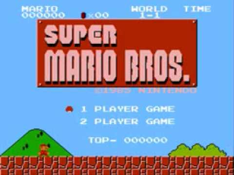 Super Mario Bros. Soundtrack