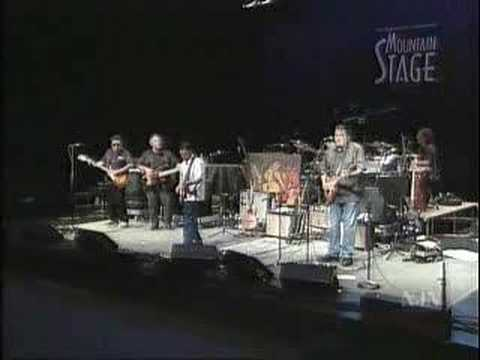 Los Lobos 'Good Morning Aztlán' 2002