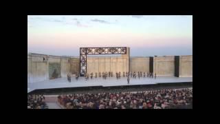 Militärmusikfestival in Mörbisch am 25.5.2012