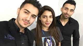 WE PERFORMED LIVE With MAHIRA KHAN