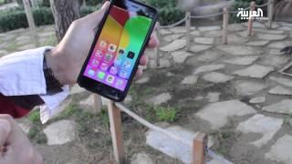 #شيء_تك: كيف ننحكم بشاشة الآيفون 6 بلاس الكبيرة؟