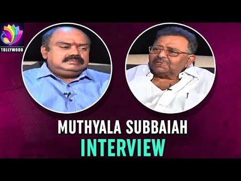 Top Director Muthyala Subbaiah Exclusive Interview | Celebrity Time | Tollywood TV  Telugu
