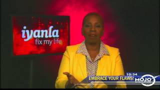Iyanla Vanzant offers her insights on Emotional Mojo