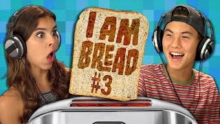 I AM BREAD #3 (Teens React: Gaming)