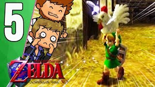 LES COCOTTES C'EST IMPORTANT 🐔   Zelda Ocarina of Time Ep.5