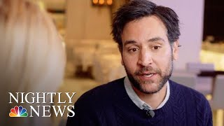 "Josh Radnor On Getting Fired: ""A Blessing In Disguise"" 