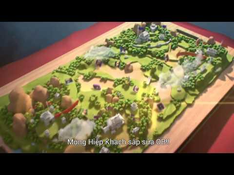 Game | Trailer game mộng hiệp khách mobile online, GMO MHK cho Điện Thoại | Trailer game mong hiep khach mobile online, GMO MHK cho Dien Thoai